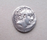 Срібна тетрадрахма Філіпп І Філадельфос (95 - 75 рр. до н. е.) photo 3