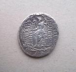 Срібна тетрадрахма Філіпп І Філадельфос (95 - 75 рр. до н. е.) photo 4