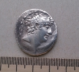 Срібна тетрадрахма Філіпп І Філадельфос (95 - 75 рр. до н. е.) photo 5