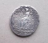 Срібна тетрадрахма Філіпп І Філадельфос (95 - 75 рр. до н. е.) photo 6