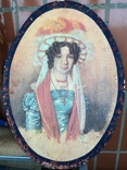 Портрет Барышни 1825 год