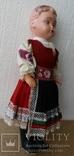 Лялька кукла в национальной одежде Чехословакия 30см, фото №4