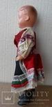Лялька кукла в национальной одежде Чехословакия 30см, фото №5