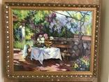 """Пейзаж """"В Цветочном Саду"""" photo 1"""