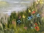 """Пейзаж """"В Цветочном Саду"""" photo 3"""
