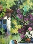 """Пейзаж """"В Цветочном Саду"""" photo 7"""