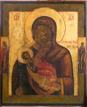Икона Божией Матери Утоли мои печали в серебряном окладе (41*33,5*3 см.) photo 2