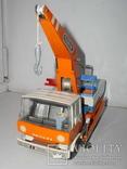 Машина автокран кран VARIK MSB DDR ГДР 1970-80гг. состояние, фото №3