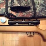 Пневматична гвинтівка Crosman Optimus с прицелом (CO1K77X)
