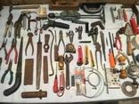 Инструменты лот #1
