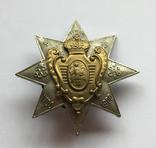 Знак 5го гренадерского Киевского Наследника Цесаревича полка