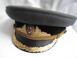 Фуражка офицерская 50-е годы размер - 57