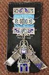 Награда Бывшему Досточтимому Мастеру масонской ложи №384.
