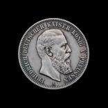 2 Марки 1888 Фридрих, Пруссия