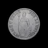 8 Реал 1832, Перу