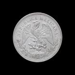 1 Песо 1904, Мексика