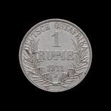 1 Рупия 1911 J, Германская Ост-Африка