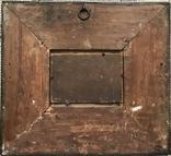 """Старинная картина """"Лодочка"""" в раме, фото №5"""