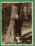 Женщина в лесу, фото №2
