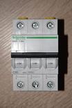 Автоматический выключатель 3p 20 A ic60H