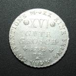 Монета 16 грош 1799 г. Германия / Саксония
