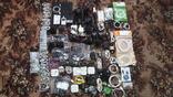 Одним лотом более 60 позиций, разные зарядки, Apple, Htc, mini usb, и.т.д.