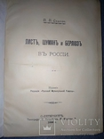 1896 Лист, Шуман и Берлиоз в России