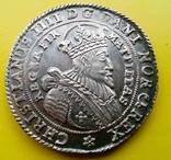 Талер 1644 год. Норвегия. photo 1