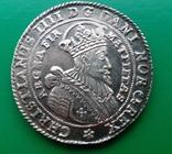 Талер 1644 год. Норвегия. photo 4