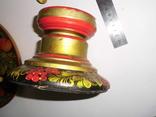 Самовар с подставкой (хохлома), фото №11