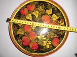 Самовар с подставкой (хохлома), фото №27