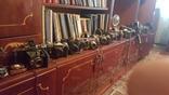 Коллекция разных фотоаппаратов