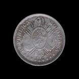 50 Сентаво 1899, Боливия photo 2