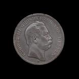 5 Марок 1875 Людвиг ІІІ, Гессен photo 1