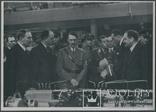 Германия 1936 Гитлер Пропаганда NSDAP Гофман Фото карточка-вкладыш №86 photo 1