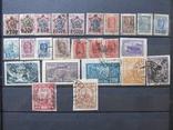 Коллекция ранние марки СССР