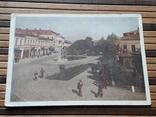 1266. Почтовая карточка Коломыя Площадь Ленина 1959 год photo 1