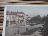 1266. Почтовая карточка Коломыя Площадь Ленина 1959 год photo 2
