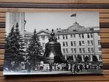 1267. Почтовая карточка Москва. Кремль. Царь-колокол 1966 год, фото №2