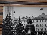 1267. Почтовая карточка Москва. Кремль. Царь-колокол 1966 год, фото №3