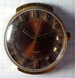 Часы СССР в позолоте Au10