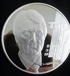 Медаль инаугурации Ющенко. (67.2 гр) Стельмах 2005 год