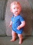 Целлулоидная кукла с клеймом