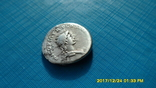 Монета Древнего Рима-двухпортретник