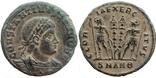 Фоллис Константин II мон двор Antioch 330-333 гг н.э. (75_79)