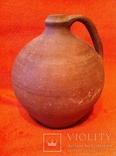 Кувшин глиняний