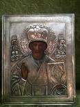Святий Миколай 84проба 24х19.5см photo 1