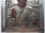 Святий Миколай 84проба 24х19.5см photo 3
