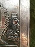 Святий Миколай 84проба 24х19.5см photo 5