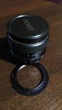 Porst Weitwinkel Auto 35mm f/2.8 с резьбой M42. photo 5